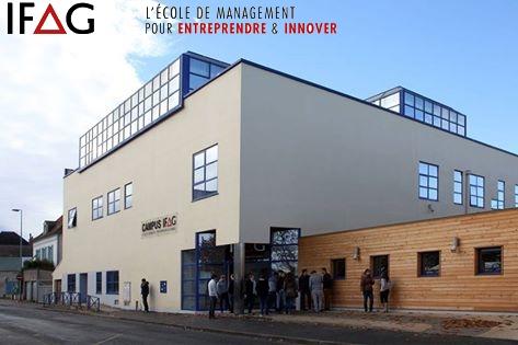HDP participe au rafraîchissement des locaux de l'IFAG – Montluçon (03)